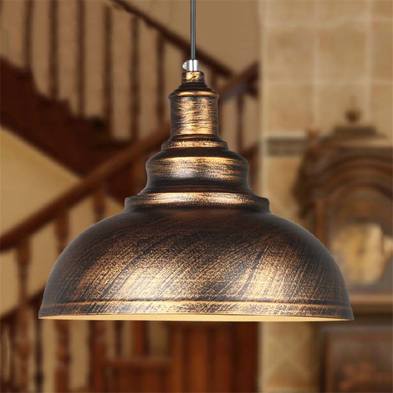 Details About Barn Pendant Lamp Kitchen Ceiling Lighting Fixture With Dome Shade