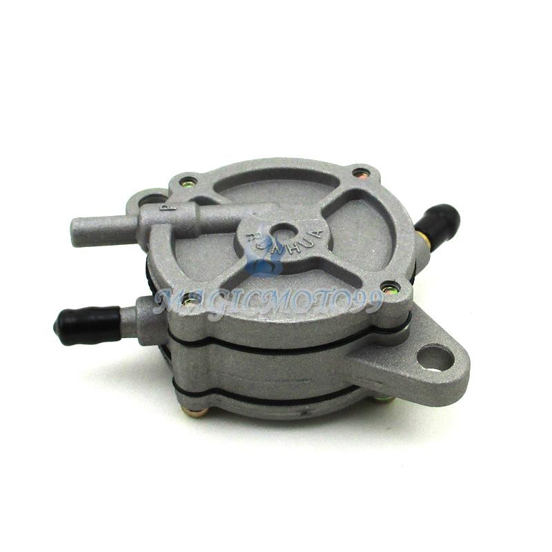 Vacuum Fuel Gas Pump For 150cc 250cc Atv Quad Go Kart