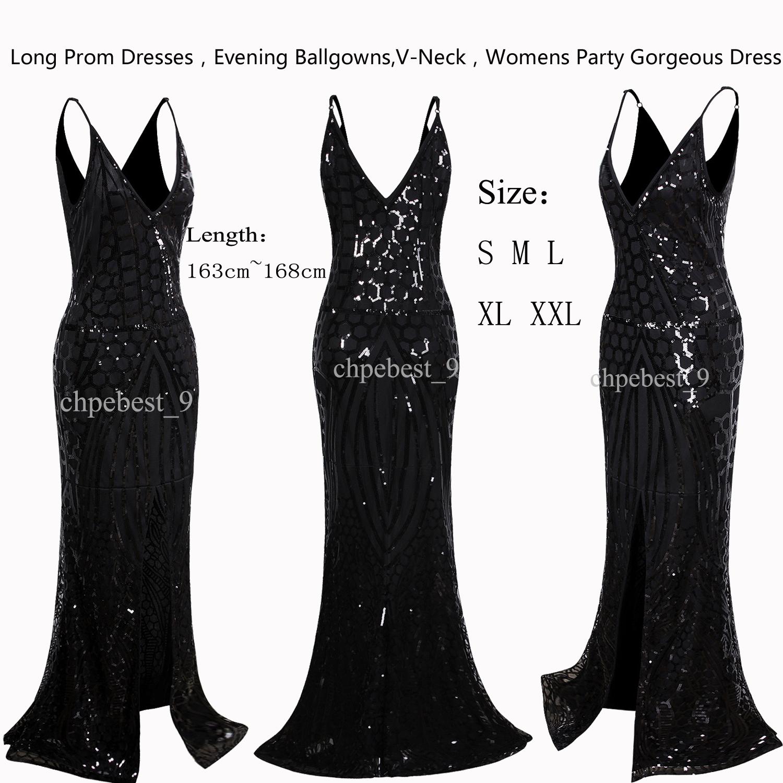 Prom Dresses 1920\'s Flapper Dress Ballgowns Bridesmaids Evening ...
