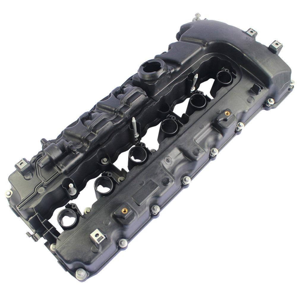 Engine Valve Cover w// Gasket For BMW 135i 335i 535i Z4 X6 740i 335is 740Li 07-14