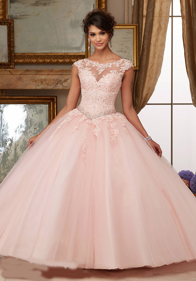 Custom Quinceanera Dress Party Evening Ball Formal Prom Dresses ...
