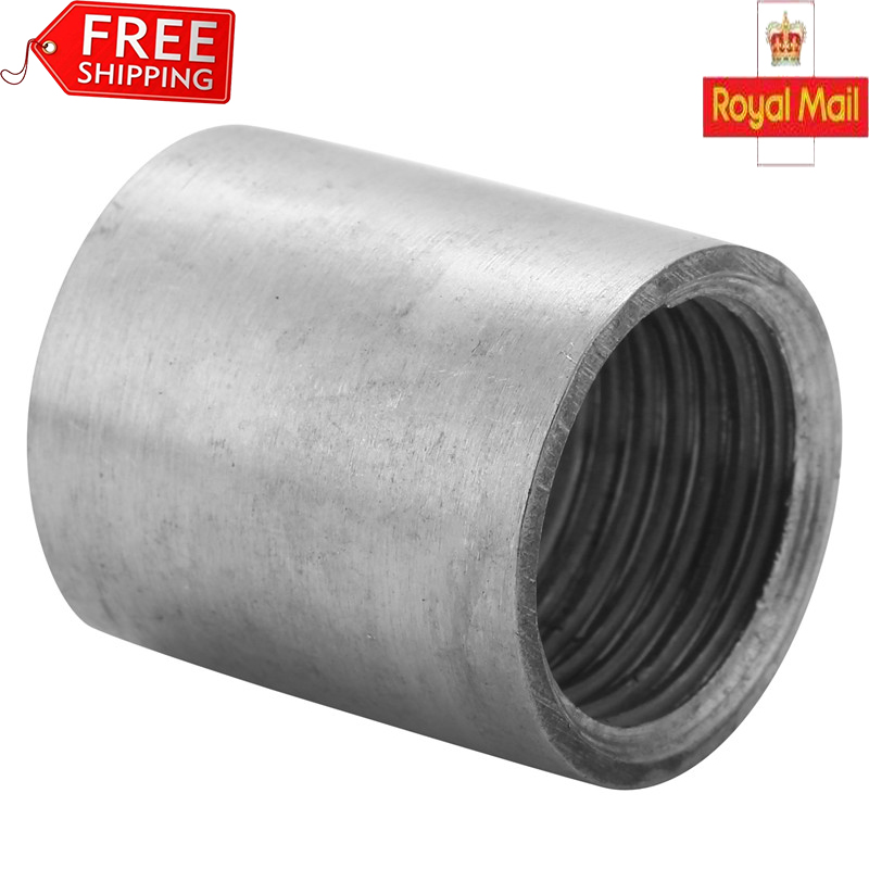 BSP BSPP Stainless Steel Female Nut Bush Connector in Socket Equal