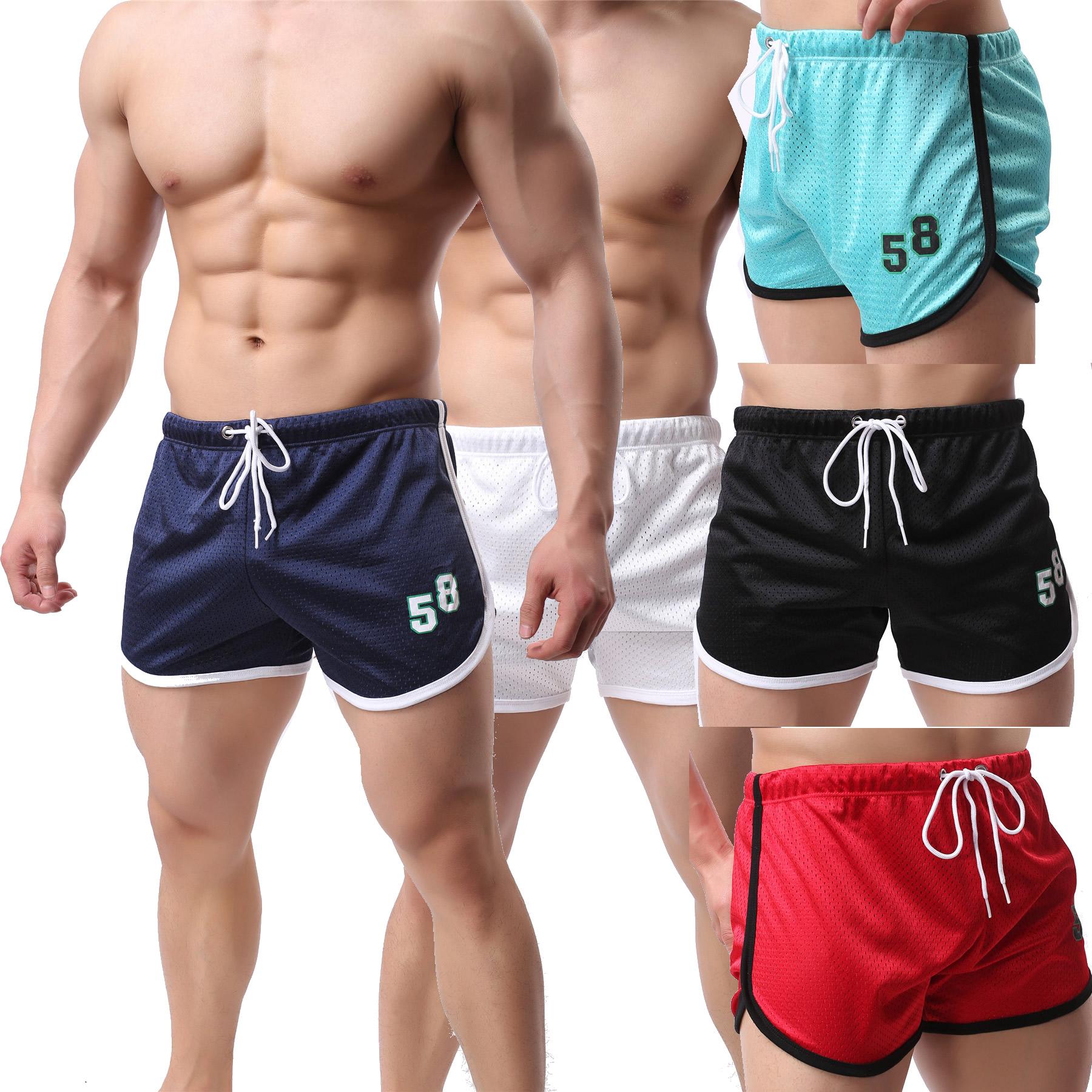 842e7d2812 Details about Mens Underwear Swimwear Swimming Trunks Swim Shorts Summer  Boxer Briefs Pants
