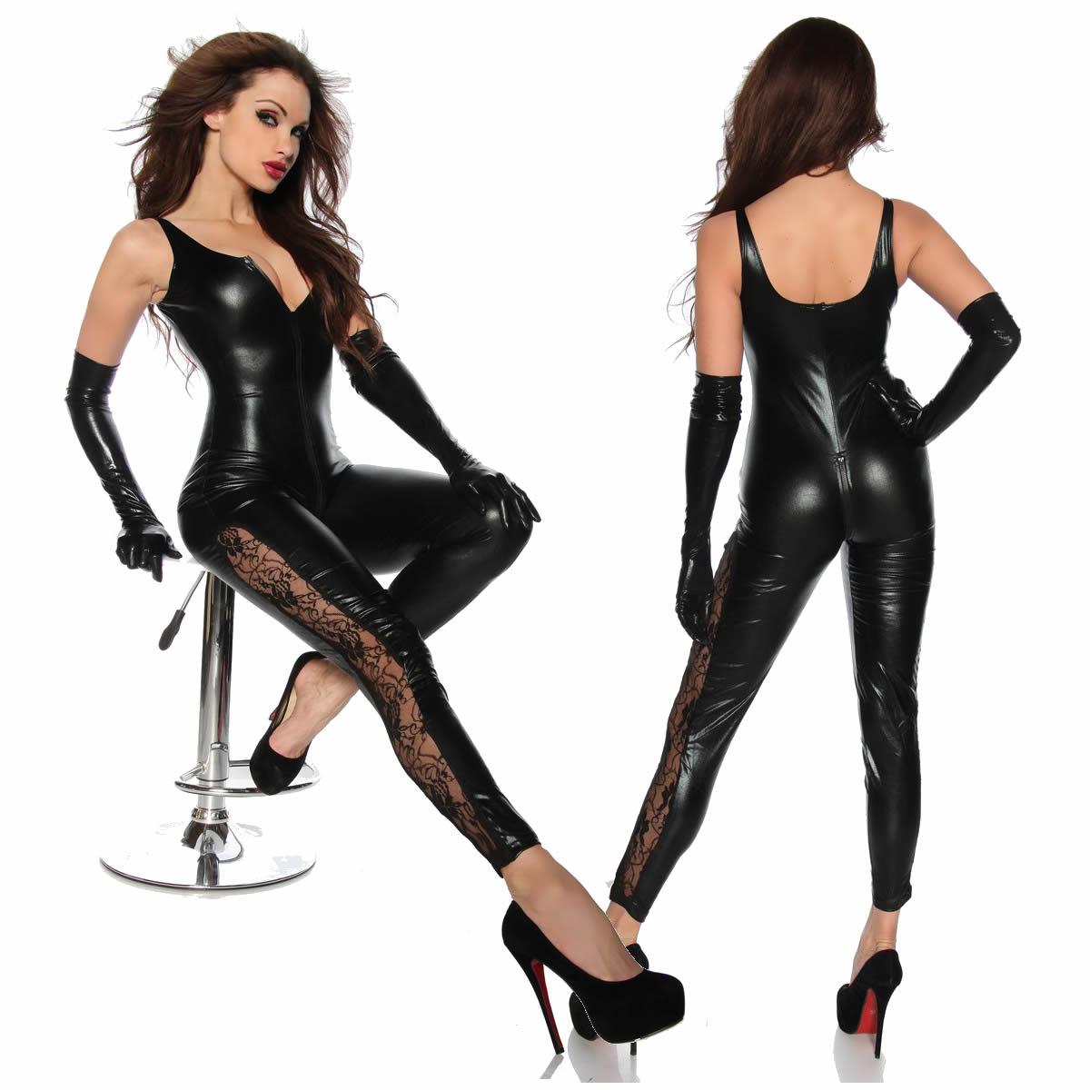 suit Latex female