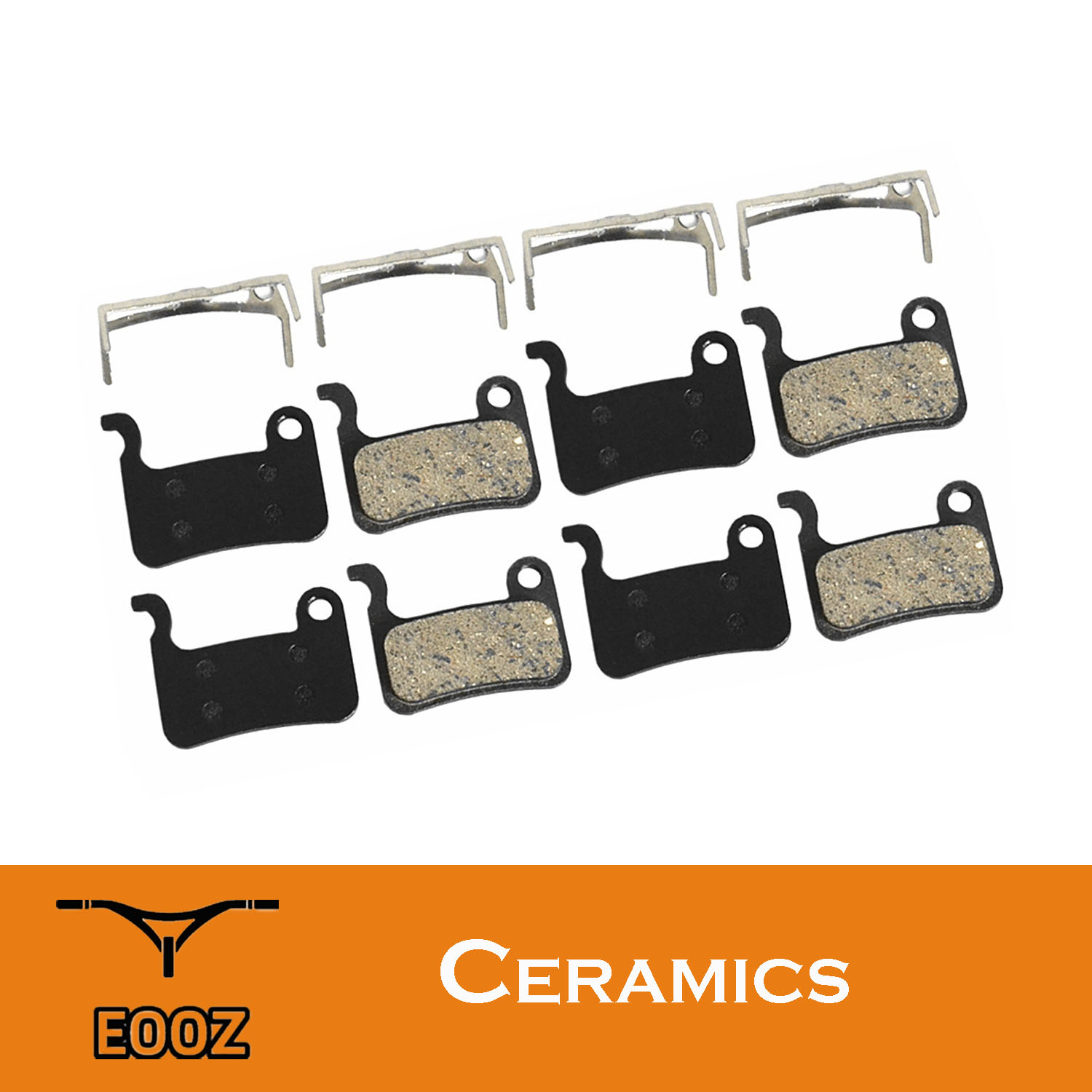 4PRS Bicycle Ceramic Brake Pads For Shimano A01S BR M975 M966 M965