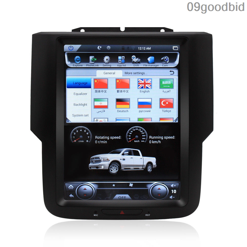 10 4 Quot Android 6 0 Tesla Style Stereo Car Gps Navi For