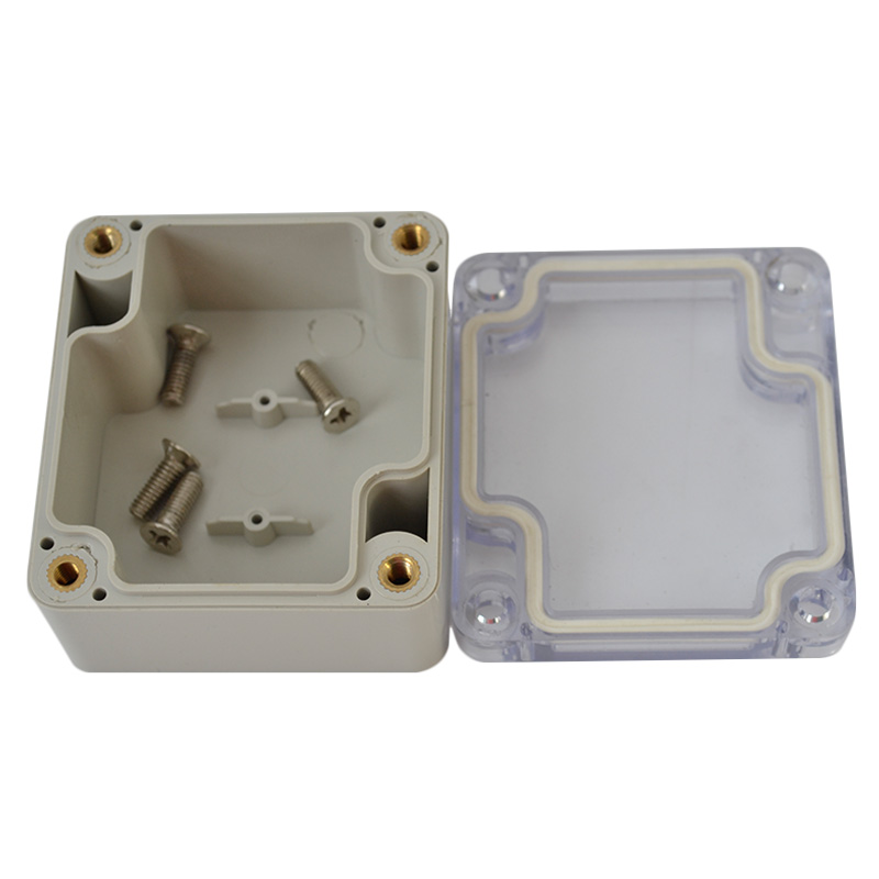 5Pcs Waterproof Electronic Project Enclosure Cover Box Case Plastic 83x58x35mm