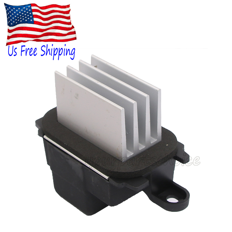 Heater Fan HVAC AC Blower Motor Resistor Control Module For Ford F150 Navigator