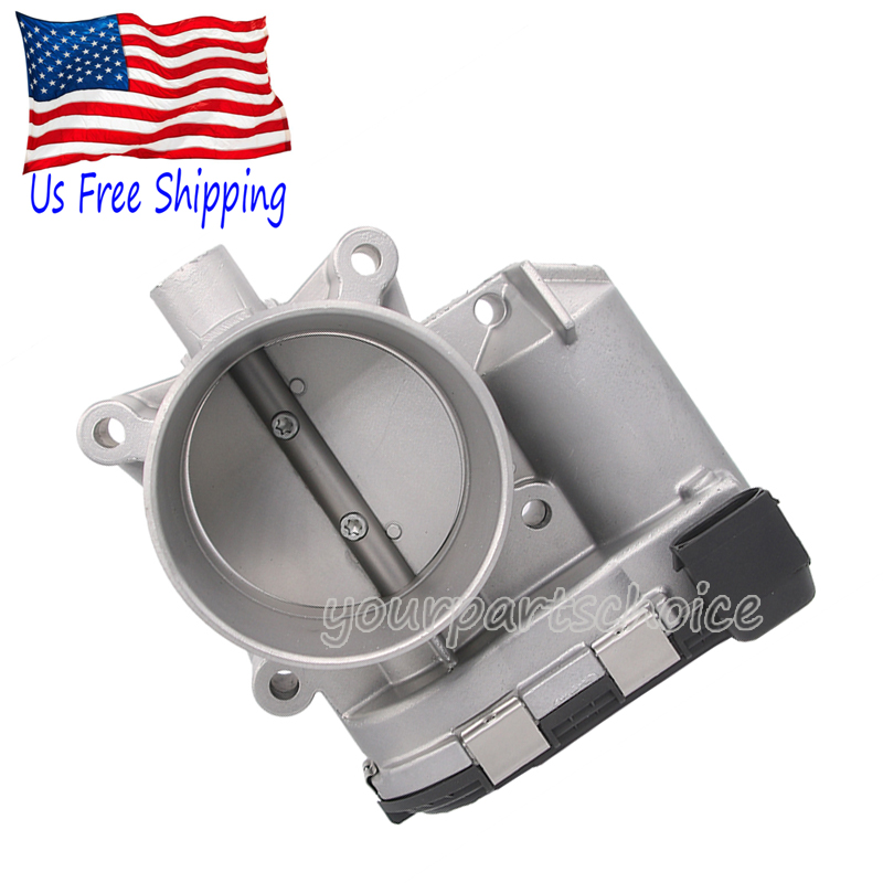 Throttle Body for Volvo C70 S60 S80 V70 XC70 XC90 30711554 Durable Assembly OEM
