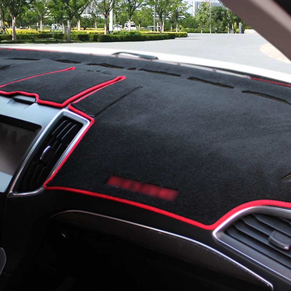 Dashboard Protector Cover Dash Mat Anti Sun Pad Carpet For