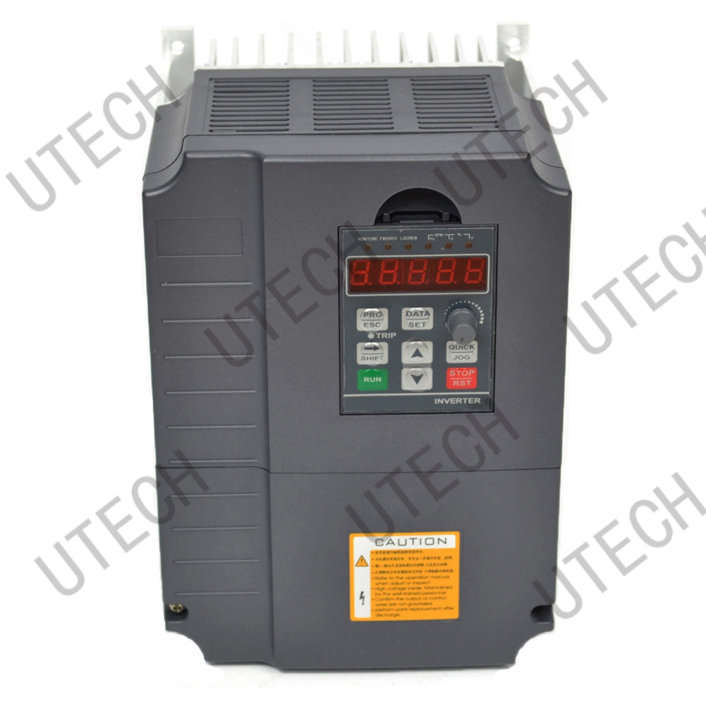 NEW GT UPDATED 7.5KW 220V 10HP 34A  VARIABLE FREQUENCY DRIVE INVERTER CE RS-485
