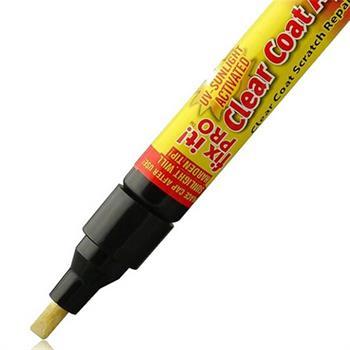New 1PCs Car Scratch Repair Remover Pen Coat Applicator Fix It Pro Clear Tool PA