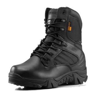 DELTA 511 Military Tactical Ankle Boots Cordura Desert Combat Army ...