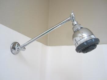 9inch adjustable shower