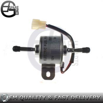 GEHL Skid Steer Electric Feed Fuel Pump Yanmar 3TNV84T 3TNV88 4TNV88 4TNV84 NV98