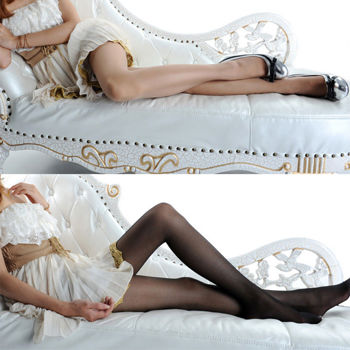 Top or Brillant Fine Maille Sexy Dos Nu Tenue de charme